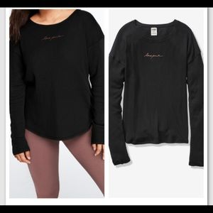 Pink By Victoria's Secret Thermal Top
